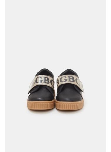 BG Baby Erkek Bebek Siyah Ayakkabı 20Fw0Bg1031 Siyah